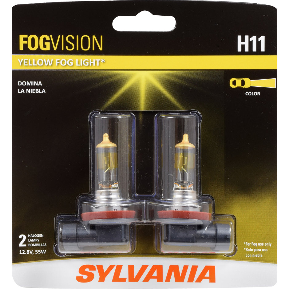 H11 Bulb- FogVision