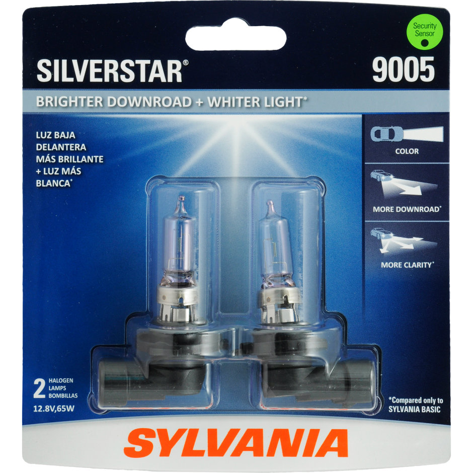 9005 Bulb - SilverStar