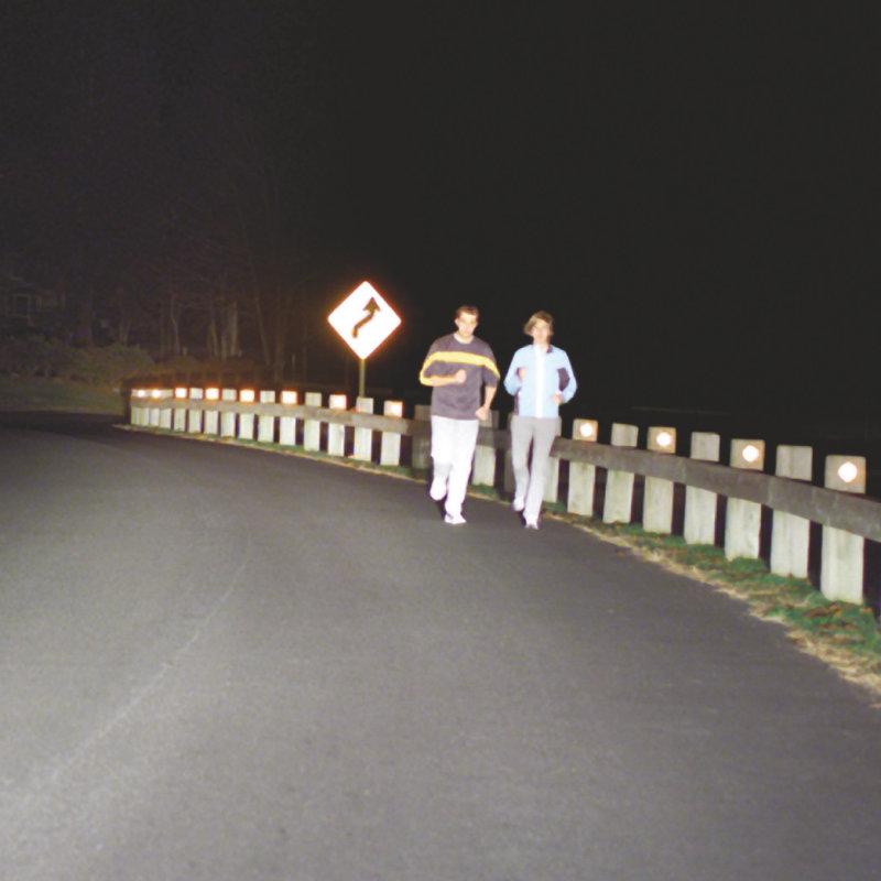 More Downroad Headlight