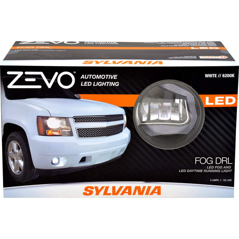 Sylvania Led Drl Fog Kit Bright White Led Style
