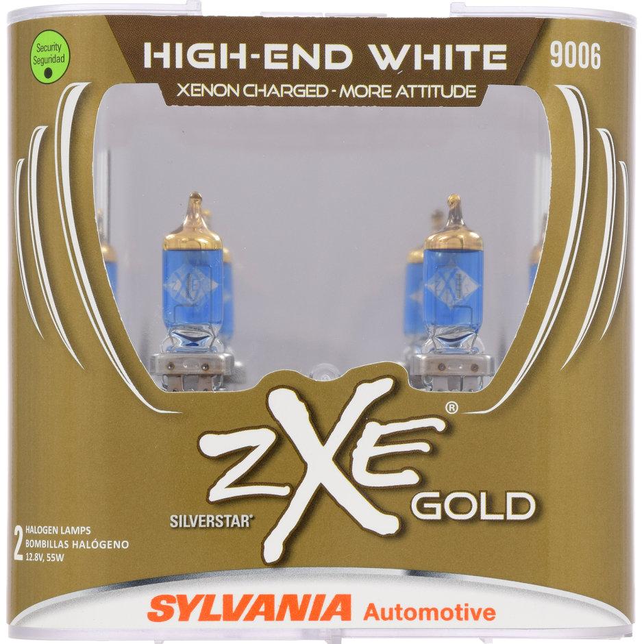 9006 Bulb - SilverStar zXe Gold