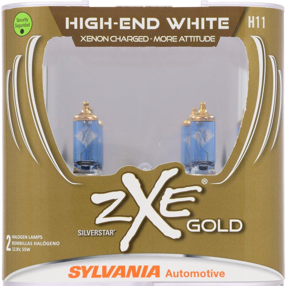 H11 Bulb - SilverStar zXe Gold