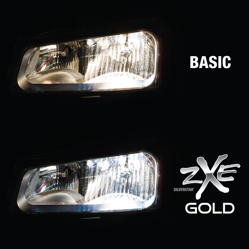 Zxe Gold Headlight Brightest White Xenon Charged More Hid