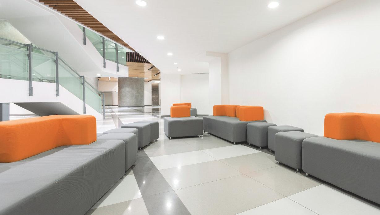 Luce per aree di ricevimento u2022 osram lighting solutions per l