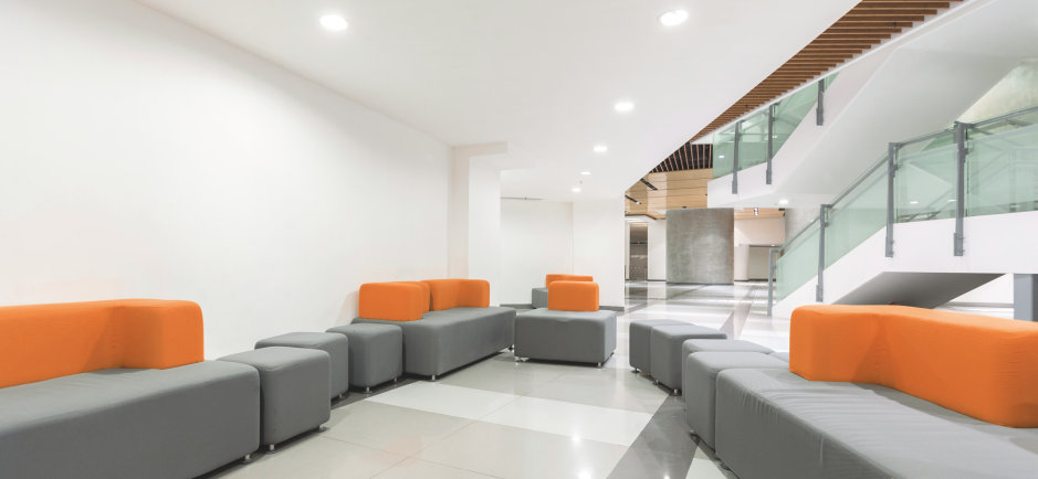 Lighting solutions for office environments