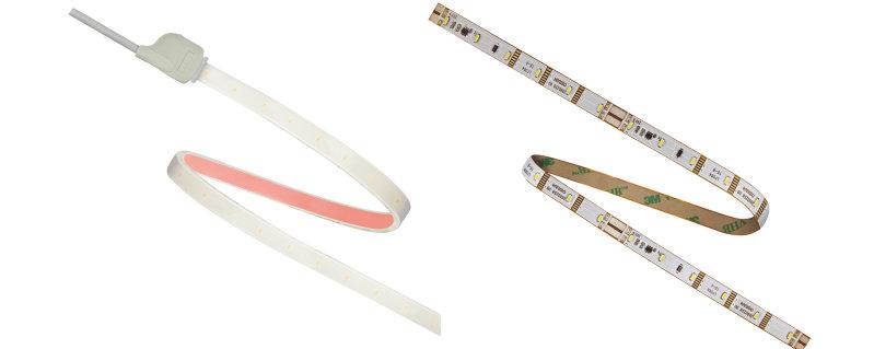 Soluciones de iluminación flexibles