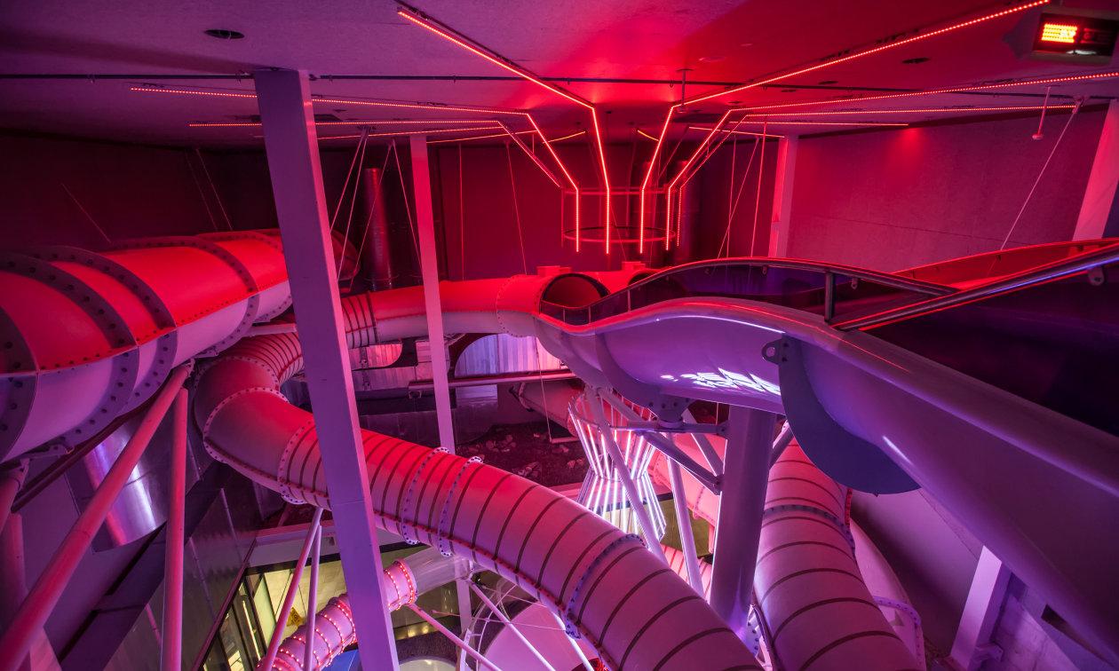Spectacular Lighting Throughout Spectacular Led Lighting At Sntispark Slike Word Abtwilstgallen Switzerland Verlichtingsoplossingen Abtwilstgallen