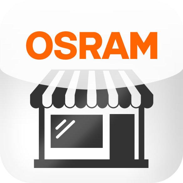 App kiosque OSRAM