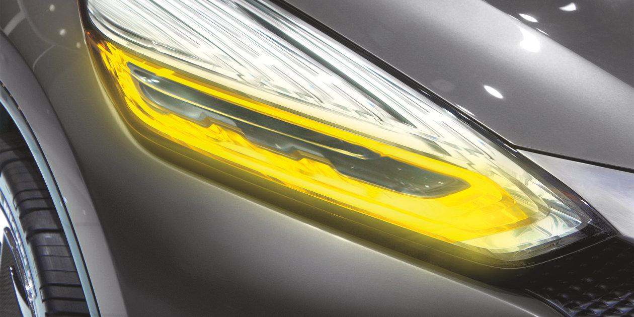 OSLON® Compact CL for Automotive Applications