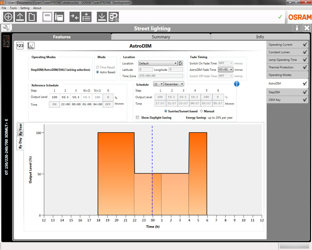Digital lighting systems light is osram the tuner4tronic t4t software suite allows luminaire manufacturers to program osram drivers via dali andor nfc in a simple fast reliable and publicscrutiny Images