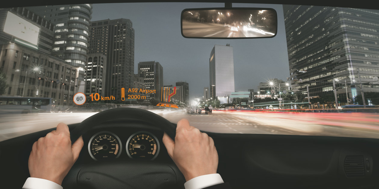 OSLON® Compact Family - LUW CEUP.HD for Head-up Displays
