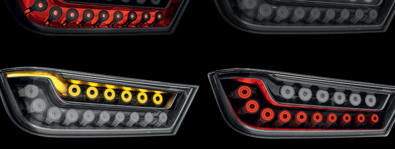 OLED RCL, segemented OLED