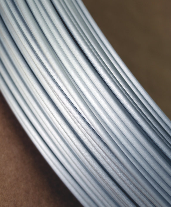 Heavy wire