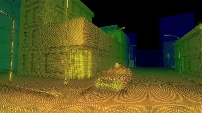 LiDAR umožňuje vozidlům s autonomním řízením sledovat své okolí pro bezpečnou navigaci na pozemních komunikacích.