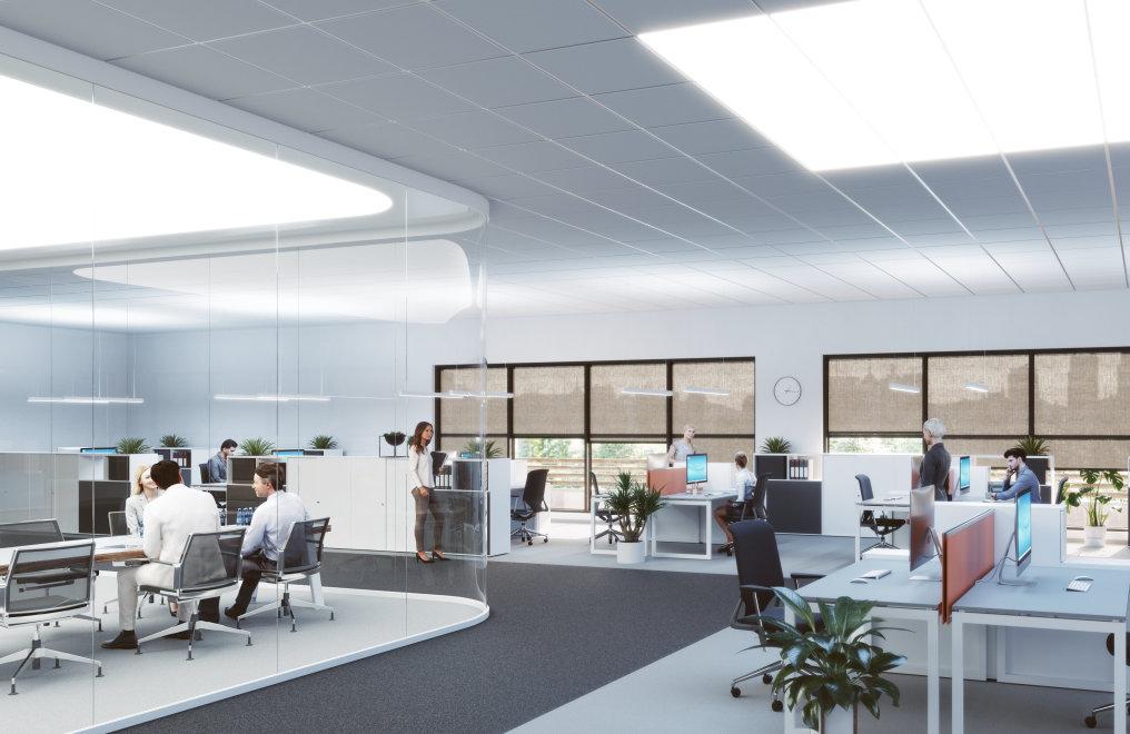 human centric lighting applications hcl light is osram. Black Bedroom Furniture Sets. Home Design Ideas