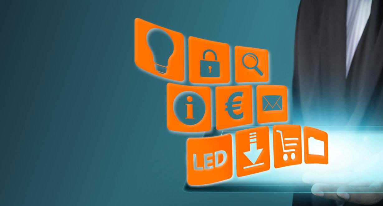 Informační a nákupní portál pro registrované zákazníky