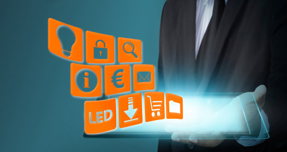Információs és vásárlói portál regisztrált ügyfelek számára.