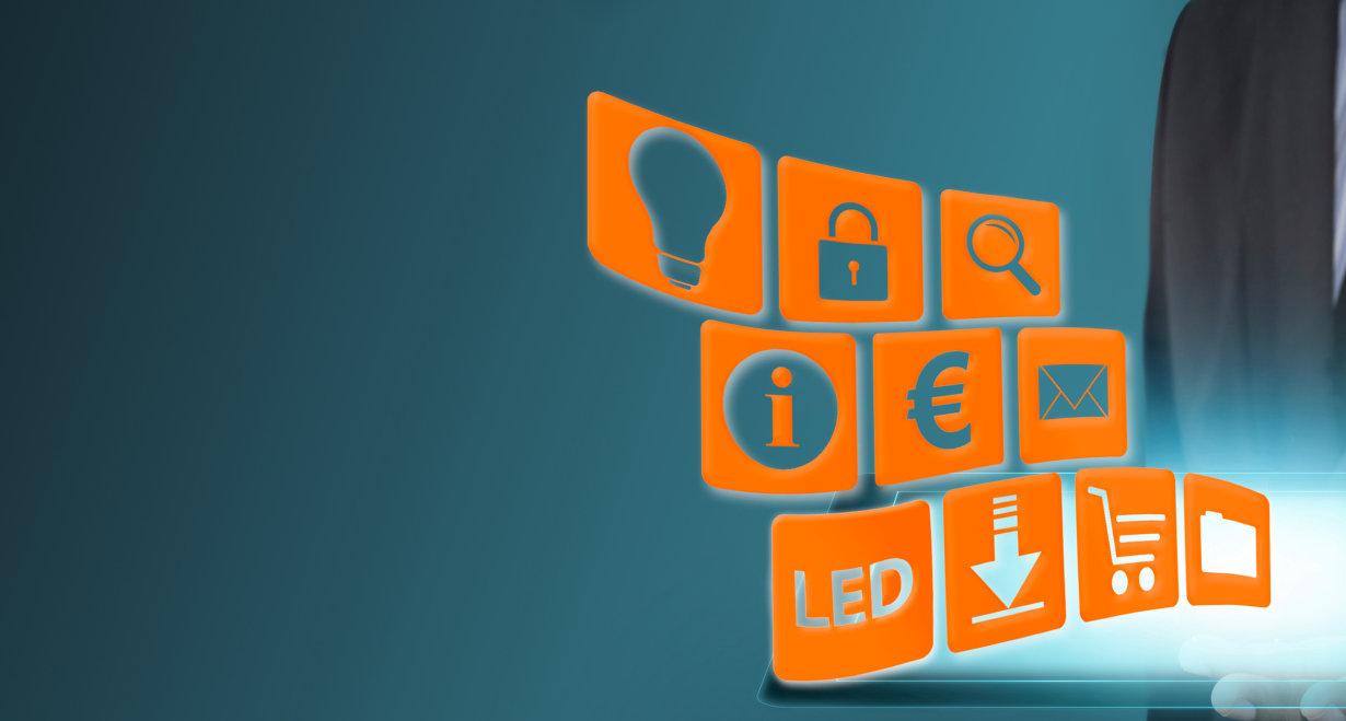 Informations- und Einkaufsservice für registrierte Kunden