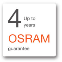 Up to 4 years of guarantees
