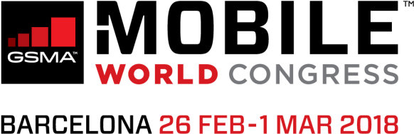 Meet us at the MWC 2018 at Hall 2 / Booth 2F6!