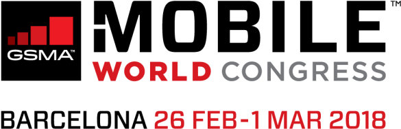 Mobile World Congress 2018: Visit us at North Hall 2 #Booth 2F6, Barcelona Feb 26th - March 1 st