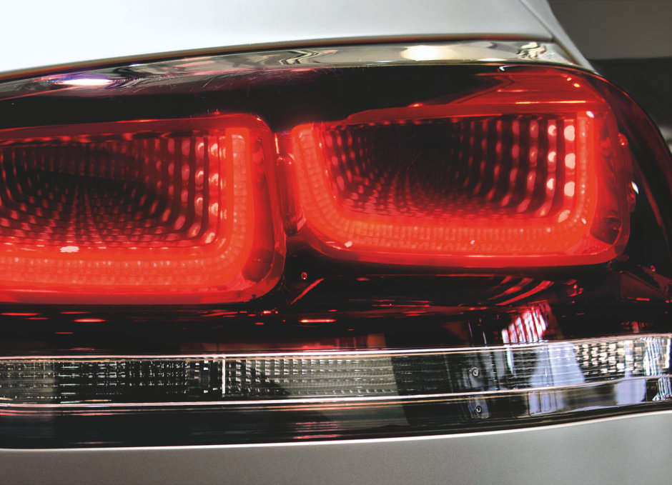 Osram adds to the Synios P 2720 series (e.g. Automotive lighting, backlights)