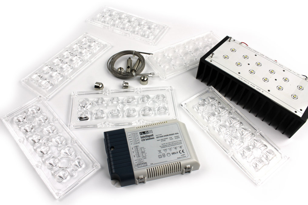 New partner highlight: High Bay kits from Intelligent LED Solutions