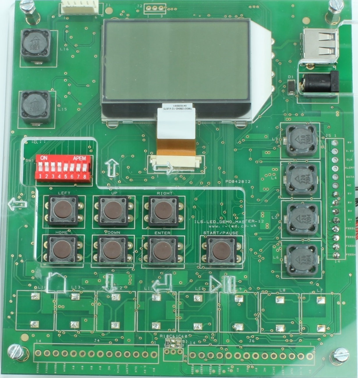 LS Programmable 4 Channel LED Driver
