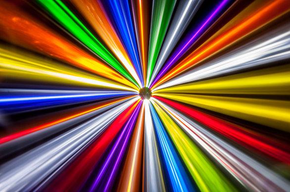 Colour LEDs – a technology profile