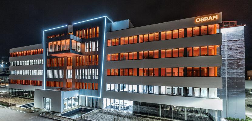OSCONIQ® S 3030 for Office Lighting (OSRAM Office Regensburg)