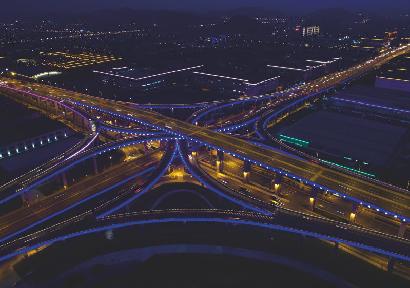 The Middle Ring Expressway – Suzhou, China