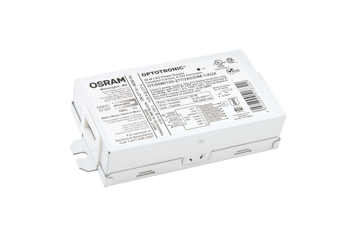 Optotronic Programmable Compact Drivers Digital Systems 0 10v Dimming Wiring Diagram Led Downlight Constant Current