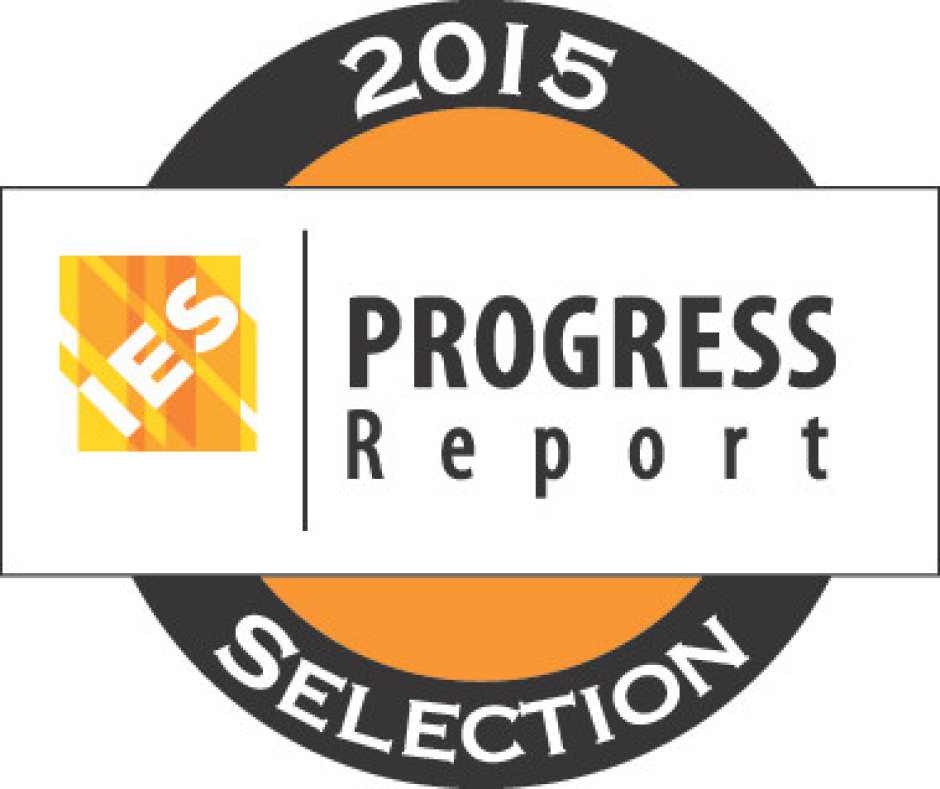 Success Story: Osram LEDs recognized in the 2015 IESNA Annual Porgress Report