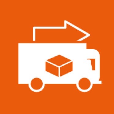 Return shipment - send package to OSRAM