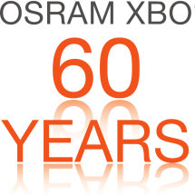 OSRAM XBO innovation for more than 60 years