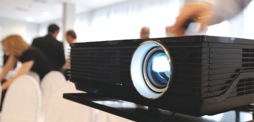 Multi-Die Laser Package for Projectors