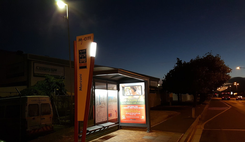 Vandal resistant public lighting solution for the City of Cape Town.