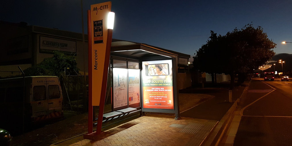 New partner highlight: Vandal resistant public lighting solution for the City of Cape Town.