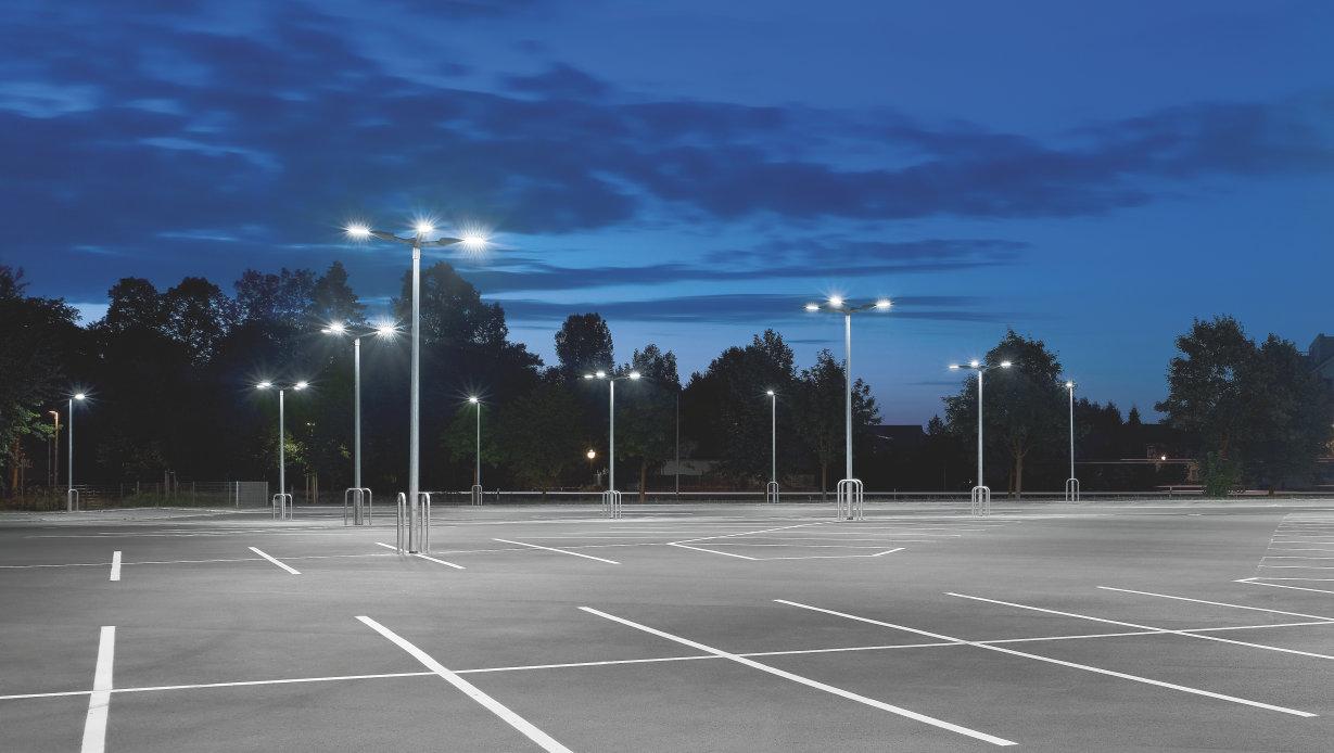 Soluzioni di illuminazione per ogni spazio e ogni ambiente