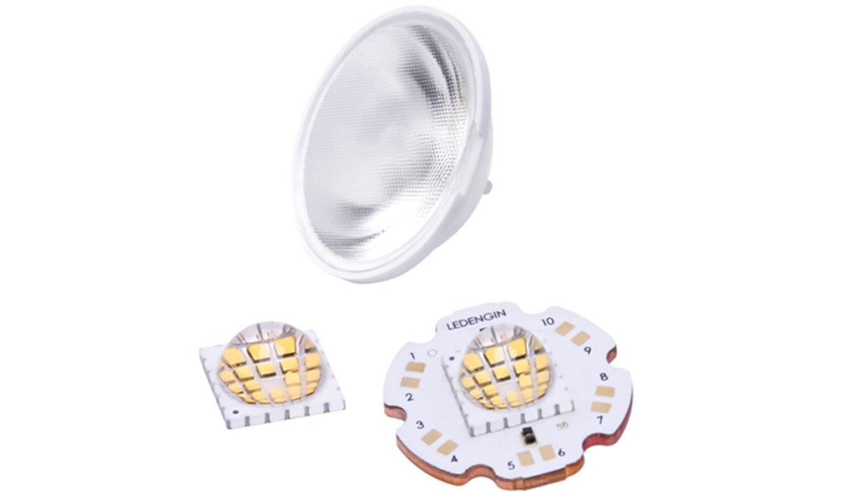 LED Engin's product portfolio