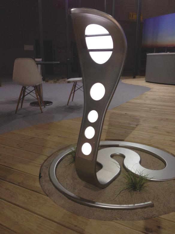 OLED luminaire,Cobra
