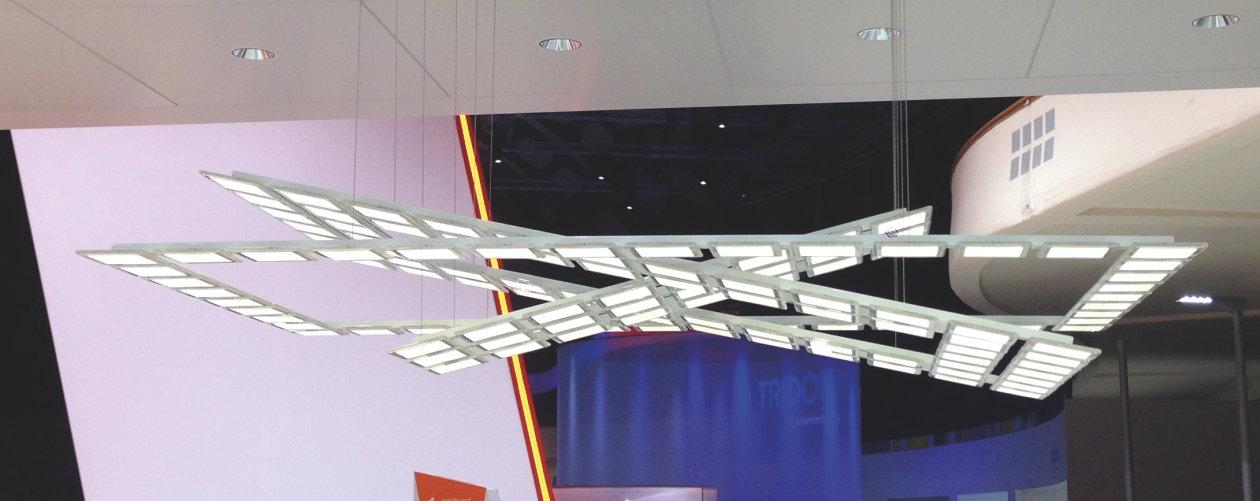 OLED installation,OLED luminaire,OLED design