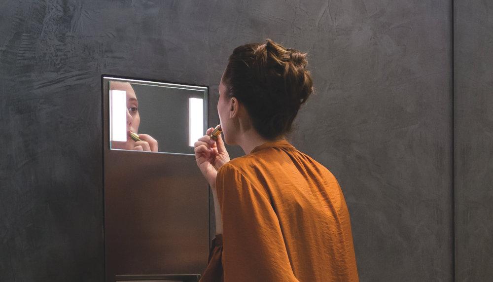 OLED Mirror