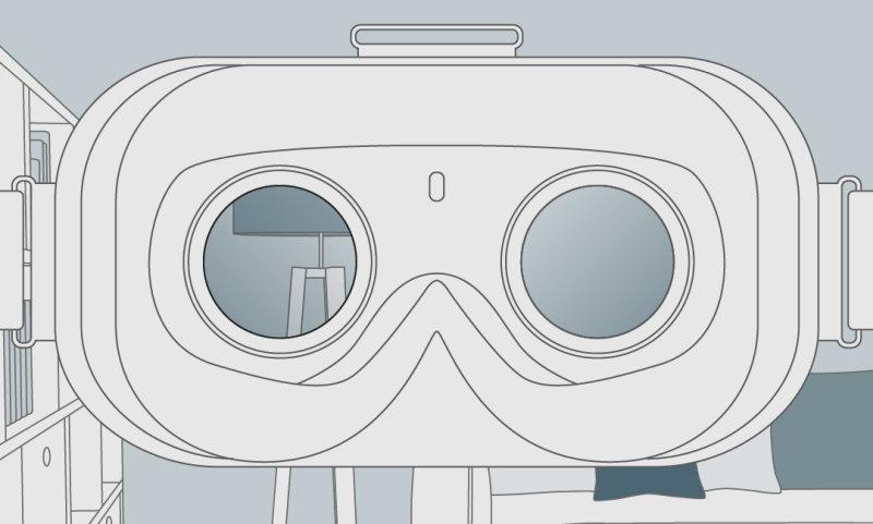 VR AR Animation Room Scanning
