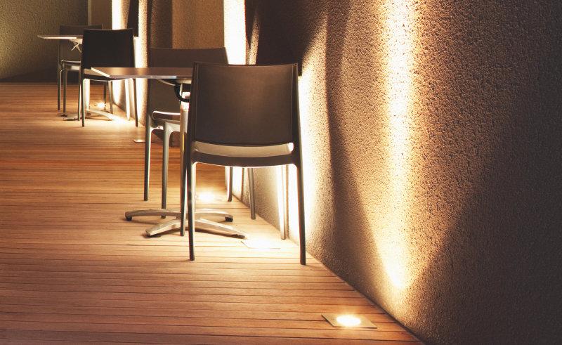 soleriq s for professional spot lights or down lights outdoor lighting