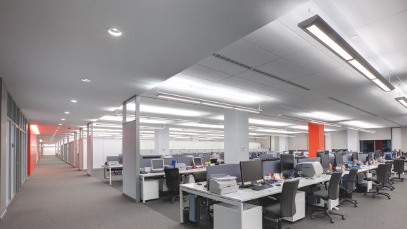 office lightings. Office Work Spaces Lightings Osram