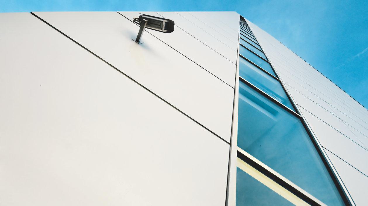 应用 - 监控 (CCTV) - 摄像系统 - Building
