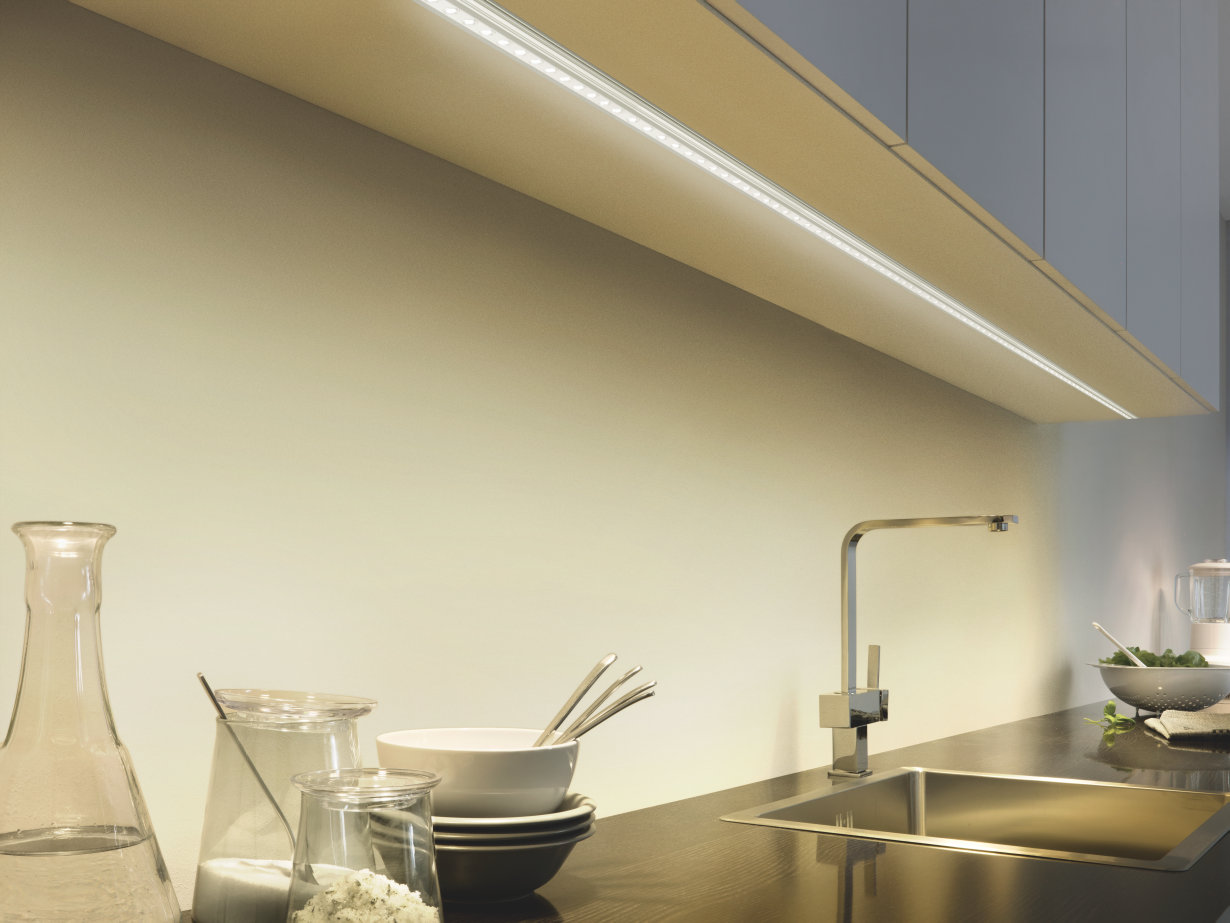 Flexessories Light Is Osram How To Install Recessed Lighting For Dramatic Effect The Family Shelf Furniture And Closet