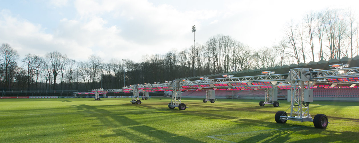 Horticulture <b>LEDs</b> for 1. FC Köln pitches | OSRAM Opto ...