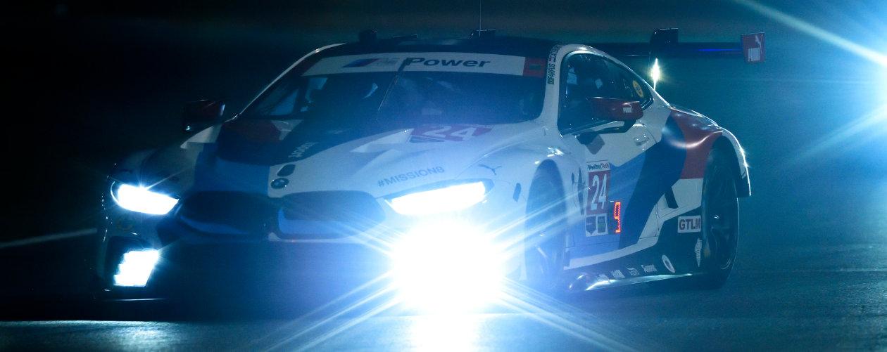 Martin Tomczyk, a BMW racing driver